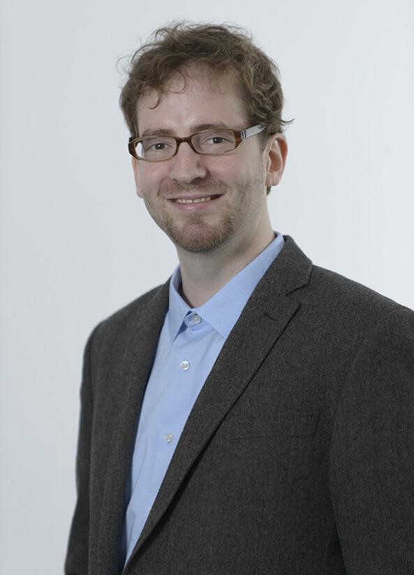 Psychotherapeut Johannes Geuter aus Herne